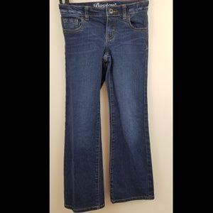 Crazy 8 Bootcut Jeans, 7 Slim